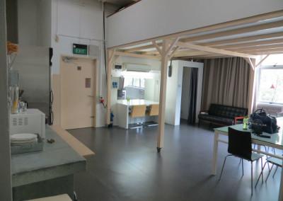 Studio Backroom