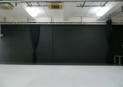 Studio Side Wall